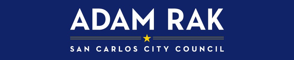 Adam Rak, San Carlos City Council